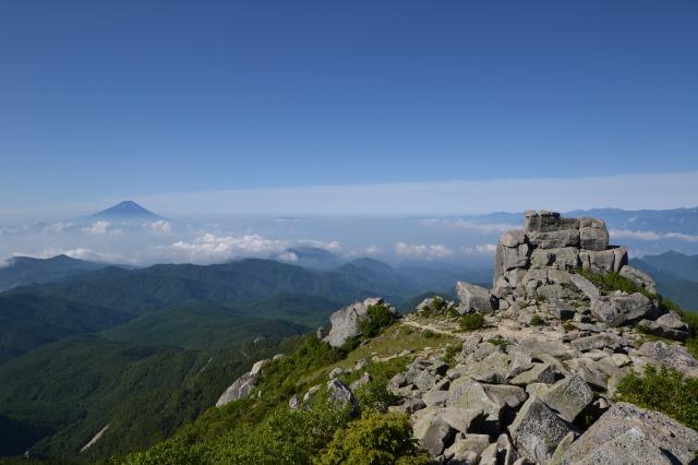 金峰山・水瑞山
