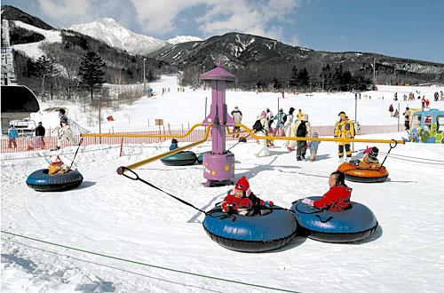 サンメドウズ 大泉・清里スキー場