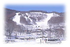 八千穂高原スキー場